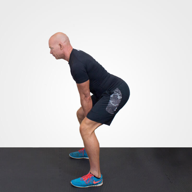 KETTLEBELL SWING  position 3