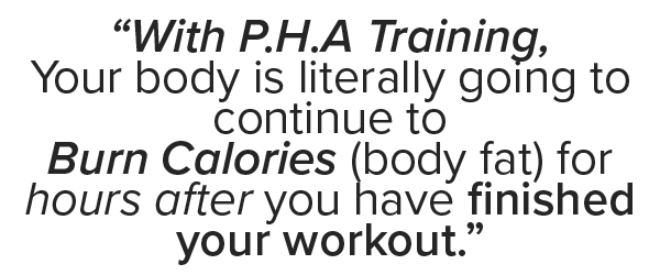 PHA TRAINING QUOTE