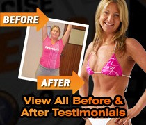 Before & After Testimonials